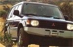 Montero /Pajero,  91 > 2000