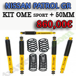 suspension GR