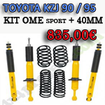Suspensión Toyota KZJ 90/95
